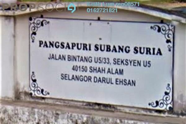 For Sale Condominium at Subang Suria, Subang Freehold Fully Furnished 2R/2B 215k