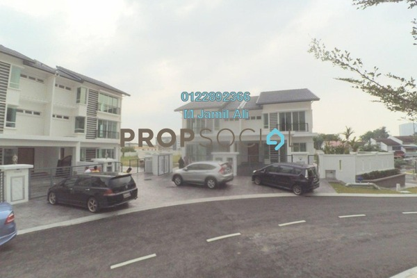 For Sale Semi-Detached at Taman Bukit Ros, Kajang Freehold Unfurnished 5R/5B 1.57m