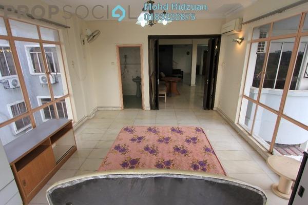 For Rent Condominium at Aman Apartment, Bandar Sunway Freehold Semi Furnished 4R/3B 2k