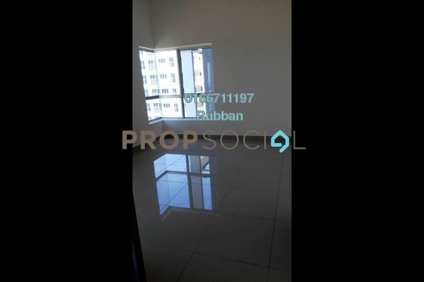 For Sale Condominium at The Wharf, Puchong Freehold Semi Furnished 2R/2B 340k