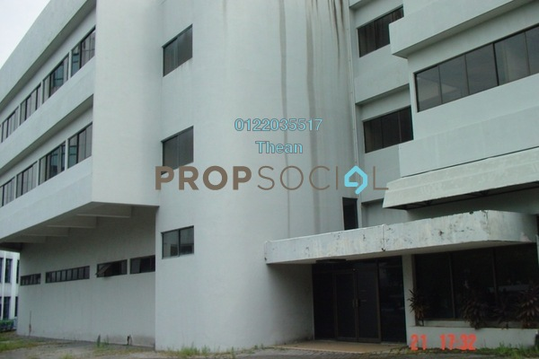 For Sale Factory at Section 51A, Petaling Jaya Freehold Unfurnished 0R/0B 28m