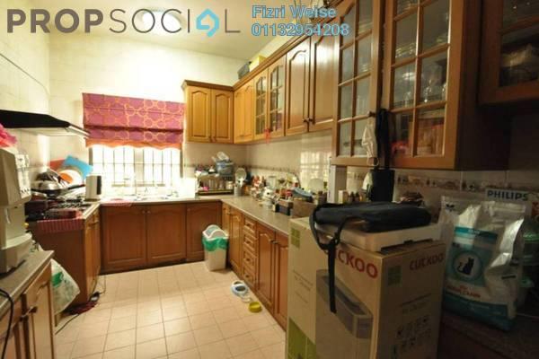 For Sale Semi-Detached at Saujana Impian, Kajang Freehold Unfurnished 4R/3B 780k