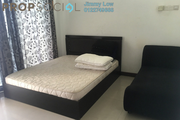 For Rent Condominium at Ampang Putra Residency, Ampang Freehold Fully Furnished 1R/1B 1.5k