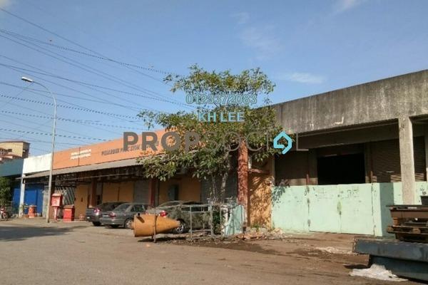 For Rent Factory at Kampung Jawa, Shah Alam Freehold Unfurnished 0R/0B 1.9k