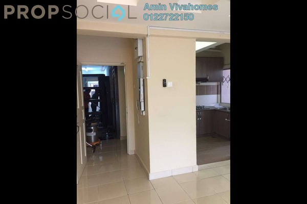 For Rent Condominium at Ampang Boulevard, Ampang Freehold Semi Furnished 3R/2B 2k