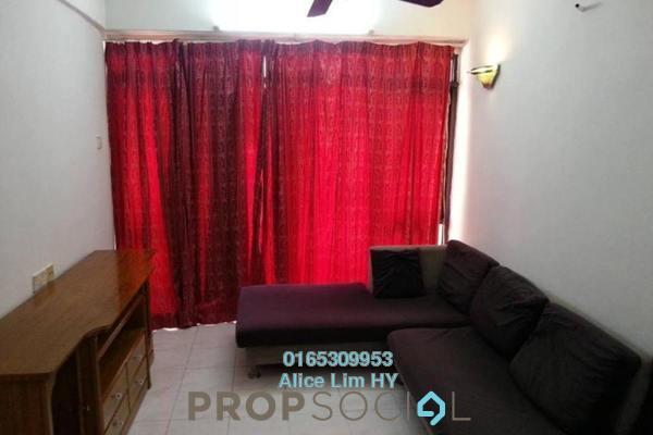 For Rent Condominium at Midlands Condominium, Pulau Tikus Freehold Fully Furnished 3R/2B 1.5k