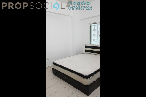 For Rent Condominium at Kepong Sentral Condominium, Sungai Buloh Freehold Semi Furnished 3R/2B 1.4k