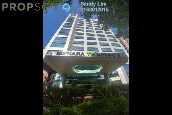 For Rent Office at Damansara Uptown, Damansara Utama Freehold Semi Furnished 0R/0B 22.9k