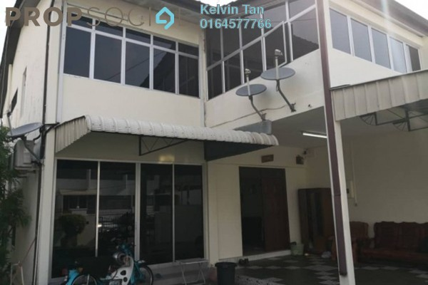 For Sale Semi-Detached at Cangkat Delima, Green Lane Freehold Unfurnished 5R/3B 1.8m