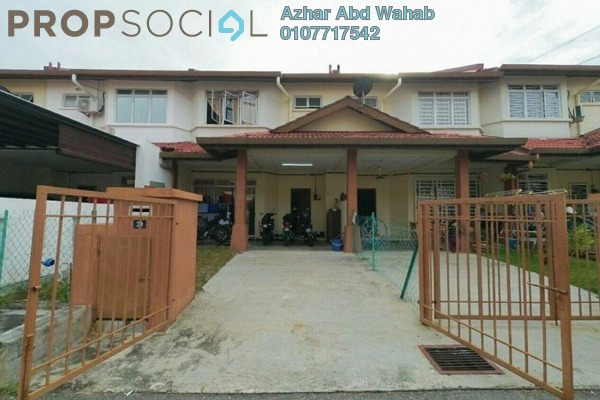For Sale Terrace at Taman Ixora, Bandar Baru Salak Tinggi Freehold Unfurnished 4R/3B 415k