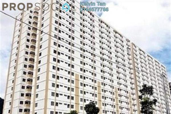 For Rent Apartment at I-Park Apartment, Sungai Ara Freehold Unfurnished 3R/1B 650translationmissing:en.pricing.unit