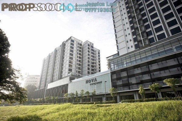 For Sale Condominium at Nova Saujana, Saujana Freehold Fully Furnished 2R/2B 680k