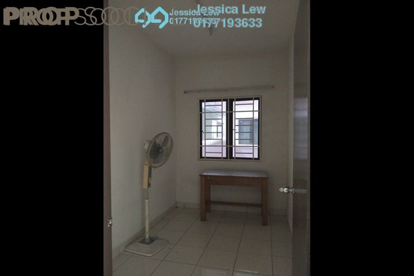 For Rent Condominium at Casa Tiara, Subang Jaya Freehold Semi Furnished 3R/2B 1.4k