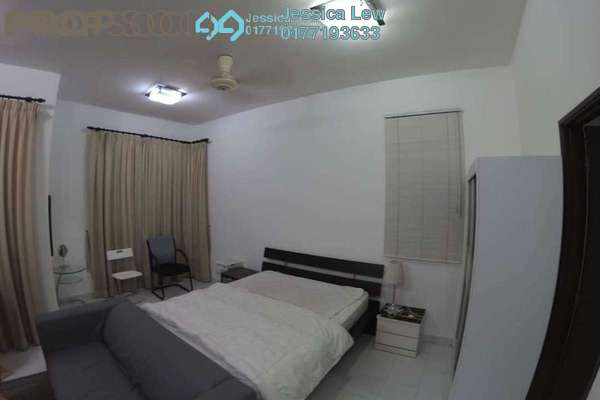 For Rent Serviced Residence at Casa Tiara, Subang Jaya Freehold Fully Furnished 1R/1B 1.6k