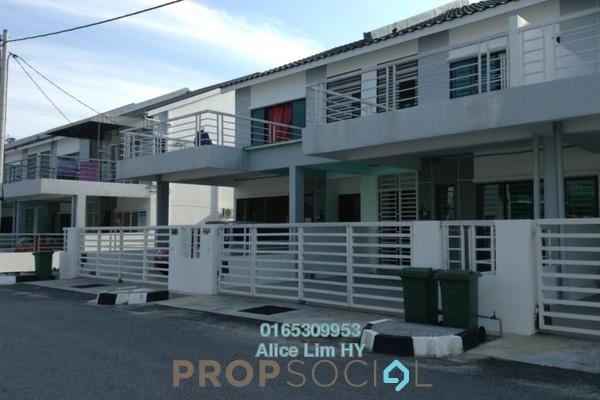 For Sale Condominium at Mutiara Residence, Balik Pulau Freehold Unfurnished 4R/3B 750k