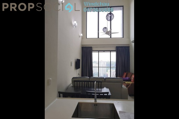 For Rent Condominium at The Petalz, Old Klang Road Freehold Fully Furnished 2R/2B 2.2k