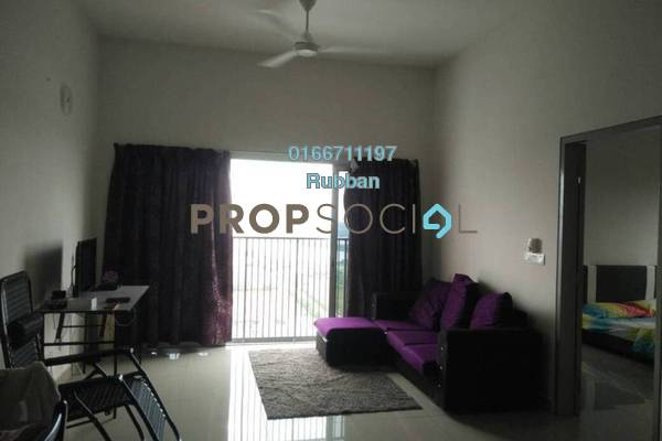 For Sale Condominium at The Wharf, Puchong Freehold Unfurnished 2R/2B 350k