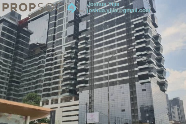 For Sale Serviced Residence at 3 Towers, Ampang Hilir Freehold Unfurnished 0R/0B 963k