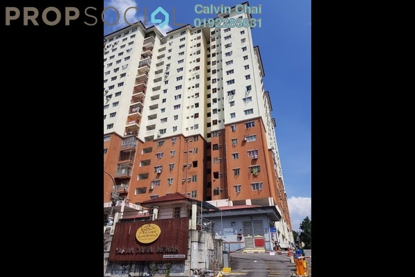 For Sale Condominium at Selesa i-Resort Apartment, Kajang Freehold Unfurnished 3R/2B 250k