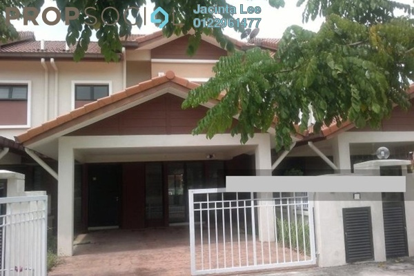 For Sale Terrace at The Park Link Villas, Cahaya SPK Leasehold Semi Furnished 4R/4B 474k