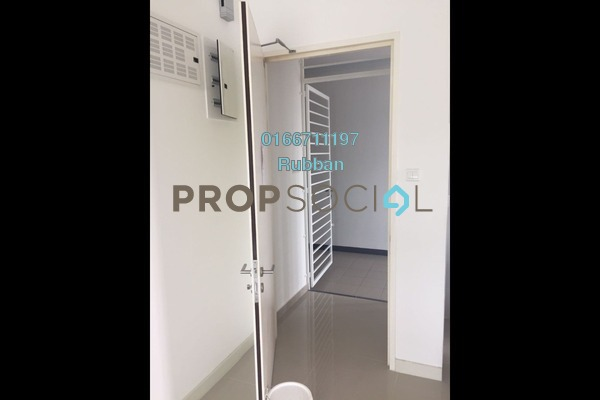For Rent Apartment at Desa Green Serviced Apartment, Taman Desa Freehold Semi Furnished 3R/2B 1.75k