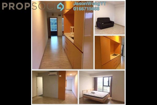 For Rent Condominium at Empire City, Damansara Perdana Freehold Semi Furnished 1R/1B 1k