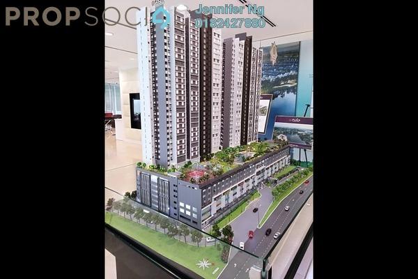 For Sale Serviced Residence at Plaza Kelana Jaya, Kelana Jaya Freehold Unfurnished 3R/2B 546k