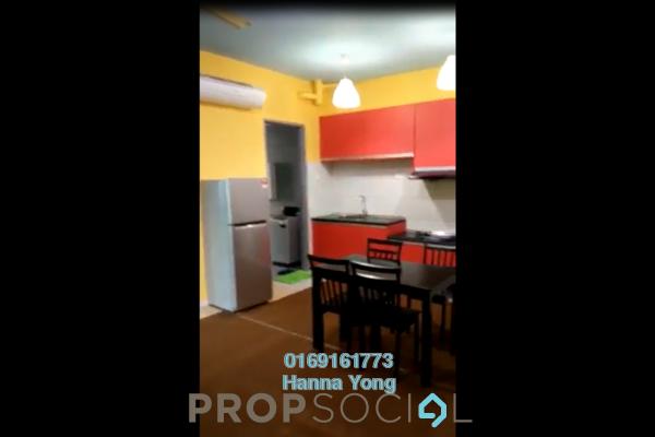 For Sale Serviced Residence at You One, UEP Subang Jaya Freehold Fully Furnished 1R/1B 490k