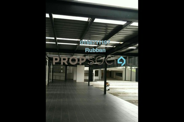 For Rent Condominium at The Wharf, Puchong Freehold Semi Furnished 2R/2B 1.15k