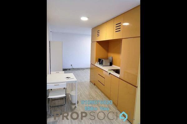 For Rent SoHo/Studio at Empire City, Damansara Perdana Freehold Fully Furnished 1R/1B 1.2k