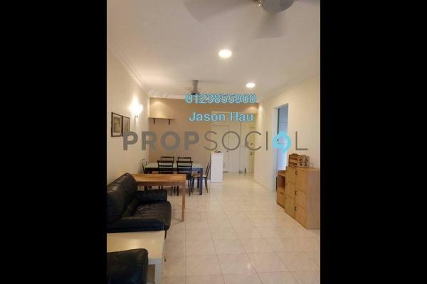 For Sale Condominium at Seri Maya, Setiawangsa Freehold Fully Furnished 3R/2B 600k