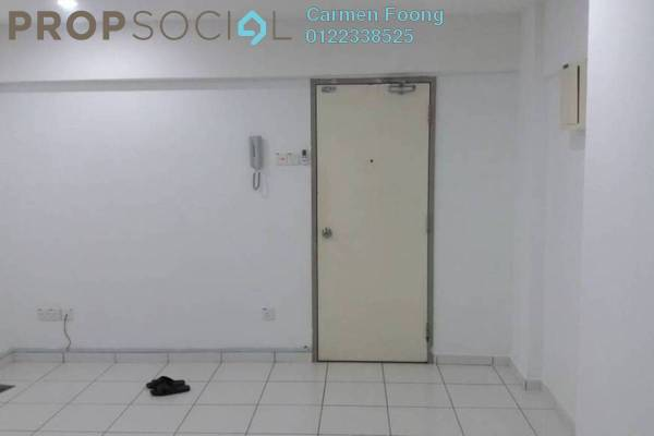 For Rent SoHo/Studio at Axis SoHu, Pandan Indah Freehold Unfurnished 1R/1B 2k