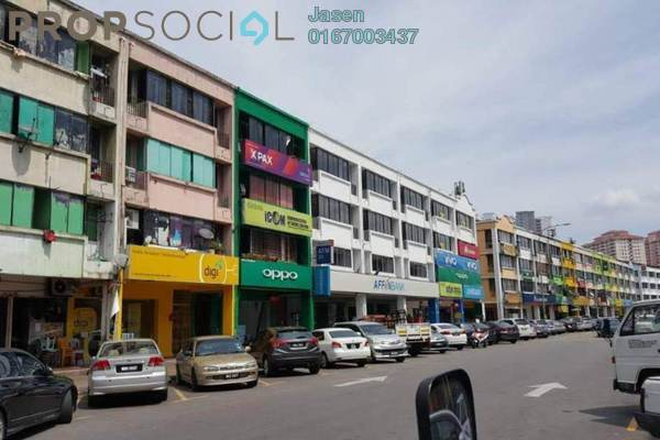 For Sale Shop at Pusat Bandar Utara Selayang, Selayang Freehold Unfurnished 0R/1B 1.69m