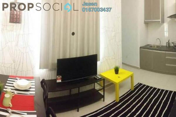 For Rent Condominium at Titiwangsa Sentral, Titiwangsa Freehold Fully Furnished 2R/1B 2.1k
