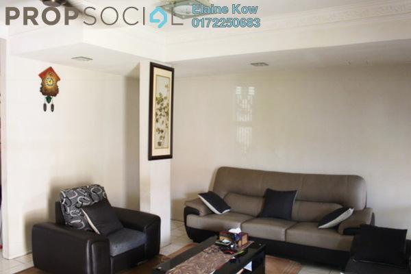 For Sale Terrace at SP 6, Bandar Saujana Putra Freehold Semi Furnished 4R/3B 570k