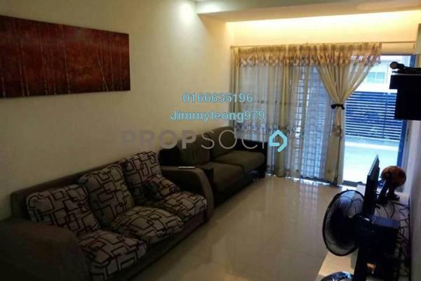 For Sale Terrace at Taman Mayang, Kelana Jaya Freehold Semi Furnished 3R/2B 1.3m