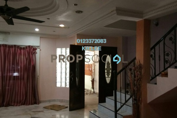 For Sale Terrace at Taman Pendamar Indah 2, Port Klang Leasehold Semi Furnished 4R/3B 498k