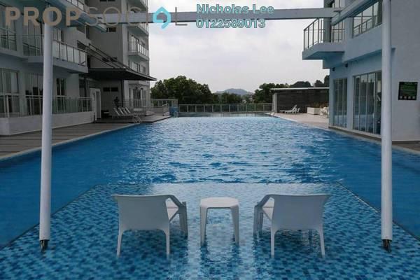 For Sale Condominium at Duet Residence, Bandar Kinrara Freehold Semi Furnished 3R/7B 710k