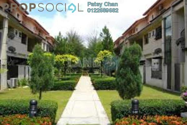 For Sale Townhouse at Parkville Garden Townhouse, Sunway Damansara Freehold Semi Furnished 3R/4B 930k