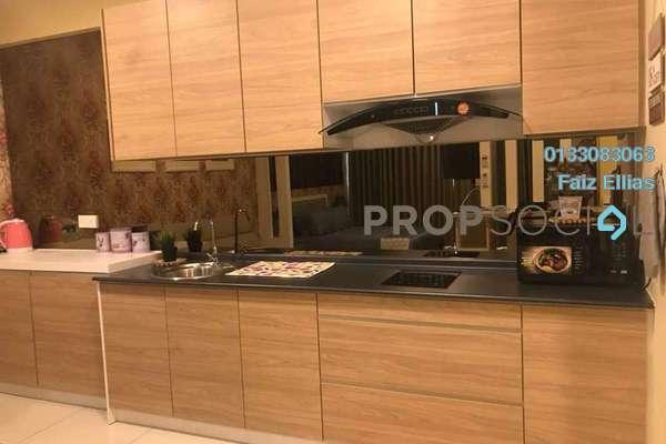 For Sale SoHo/Studio at EVO Soho Suites, Bandar Baru Bangi Freehold Fully Furnished 0R/1B 360k