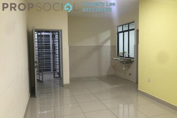 For Rent Condominium at Mahkota Residence, Bandar Mahkota Cheras Freehold Unfurnished 3R/2B 1k