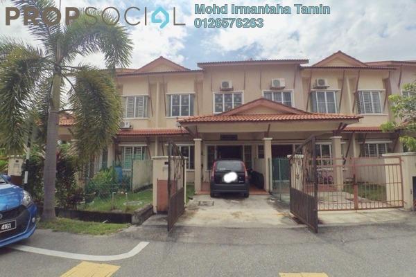 For Sale Terrace at Rantau Panjang, Klang Freehold Unfurnished 3R/2B 370k