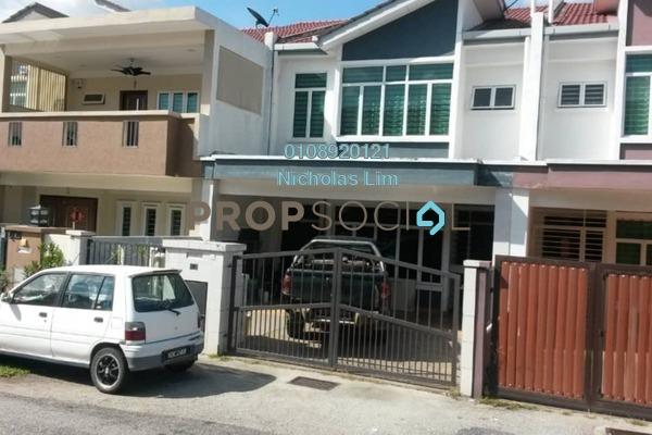 For Rent Terrace at PU1, Bandar Puchong Utama Freehold Semi Furnished 4R/3B 1.6k