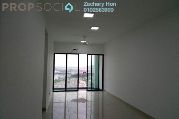 For Rent Condominium at Damai Hillpark, Bandar Damai Perdana Freehold Semi Furnished 3R/2B 1.2k