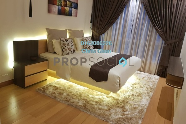 For Rent Condominium at Crest Jalan Sultan Ismail, KLCC Freehold Fully Furnished 3R/2B 4.3k