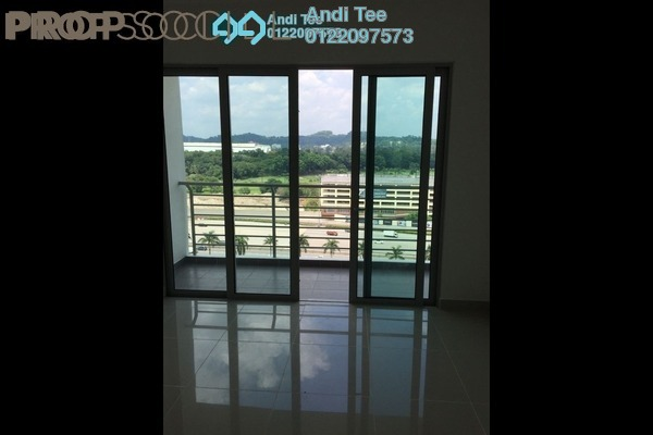 For Sale Condominium at Gardenz @ One South, Seri Kembangan Freehold Unfurnished 3R/2B 490k