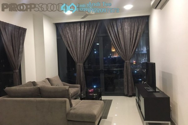 For Sale Condominium at Mirage Residence, KLCC Freehold Fully Furnished 2R/2B 1.26m