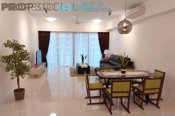 For Rent Condominium at Residensi 22, Mont Kiara Freehold Fully Furnished 3R/4B 7k