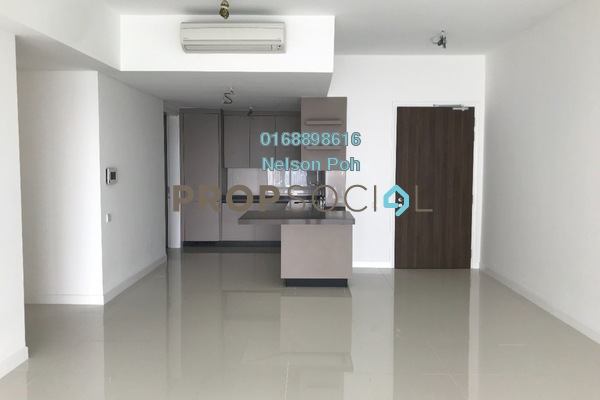 For Sale Condominium at Residensi 22, Mont Kiara Freehold Semi Furnished 3R/3B 1.53m