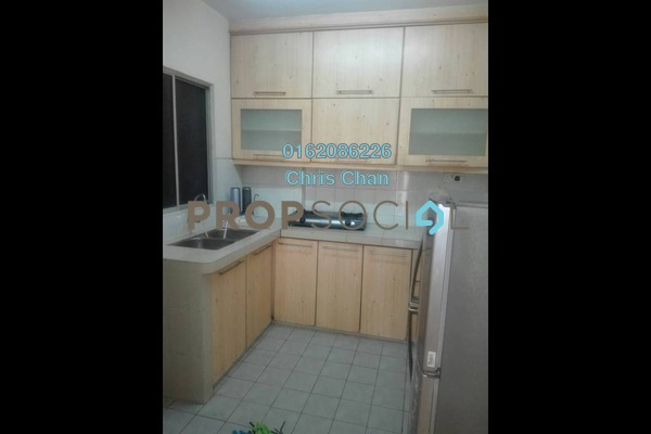For Rent Condominium at Arena Green, Bukit Jalil Freehold Fully Furnished 2R/2B 1.4k